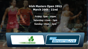 Irish Masters Open 2015