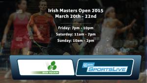Irish Masters Open 2015