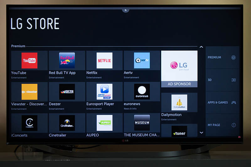LG launches Aertv App! - The Aertv Blog