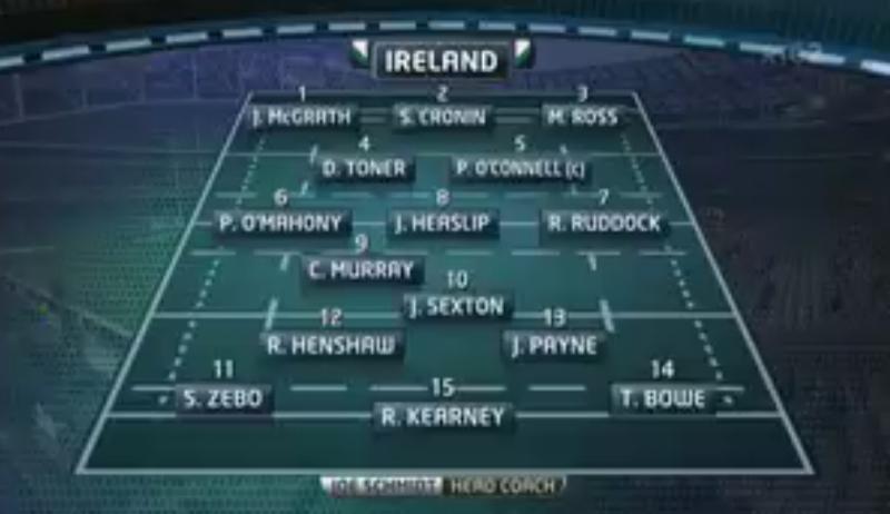 IrelandXV