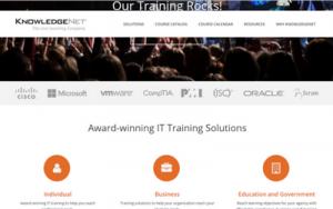 student-website-KnowledgeNet