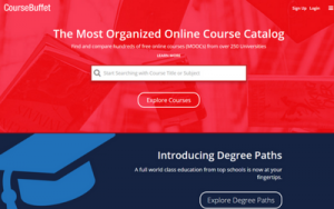 student-website-course-buffet